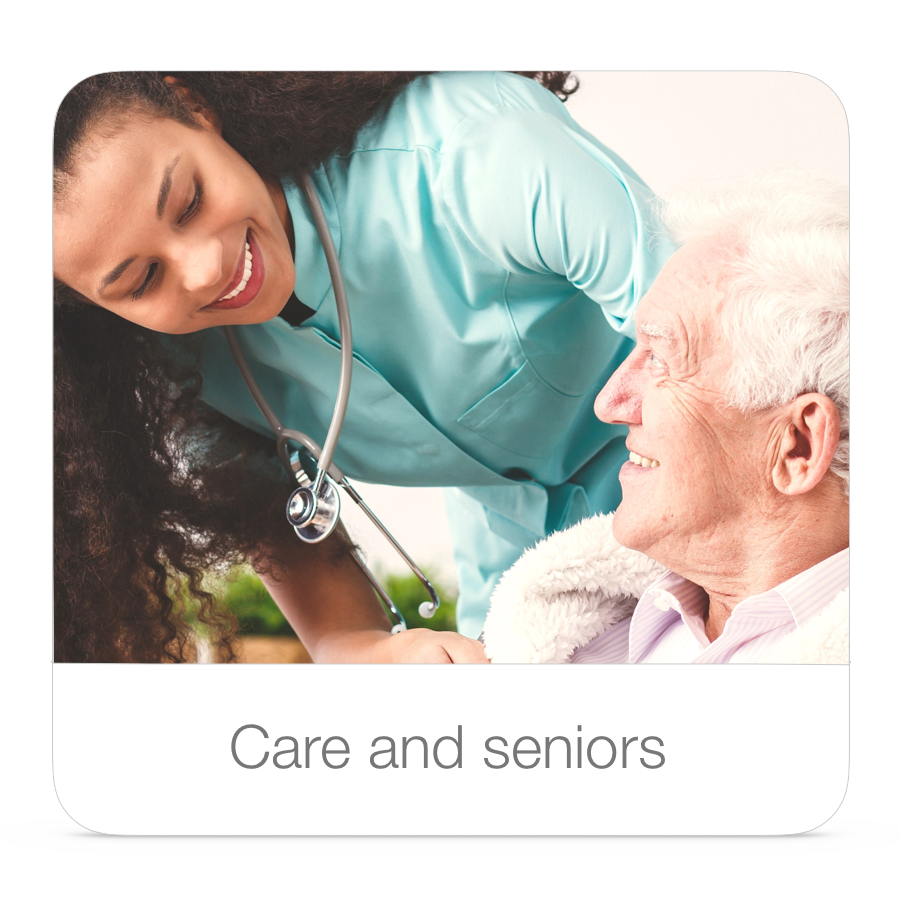Care and seniors